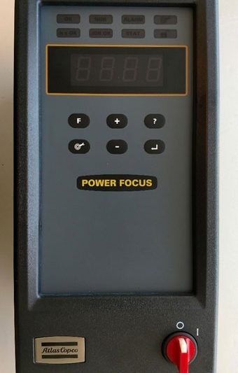 Atlas Copco Power Focus Compact Controller