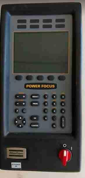 Atlas Copco Power Focus Controller