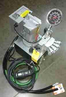 SPX Power Team HYTORC Pump