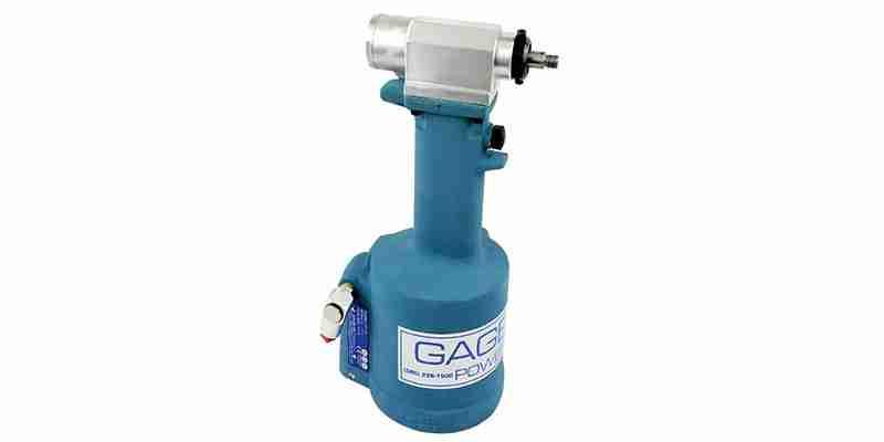Gage bilt riveting tool