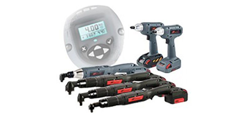 Battery tools Ingersoll Rand