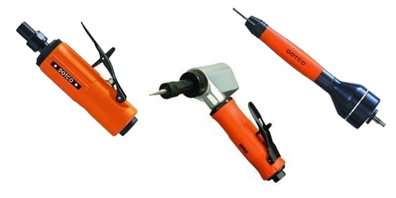 Dotco precision grinder